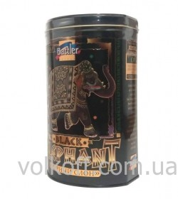 "Чай листовой Battler ""Elephant Black"" 200gr ж/б"