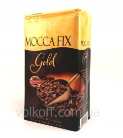 Кофе молотый Mocca Fix Gold Rostfein 500гр